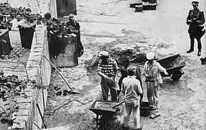 The Berlin Wall 1961