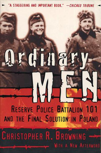 Erster Buchclub – Ordinary Men: Reserve Police Battalion 101…