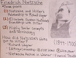 nietzsche essay 1 summary A summary of the preface to and the first essay of friedrich nietzsche's on the genealogy of morals.
