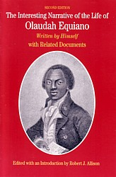 an introduction to the interesting narrative of the life of oluadah equiano Thanthe interesting narrative of the life of olaudah equiano, orgustavus vassa,  the african  introduction to haunted by empire (1-22.