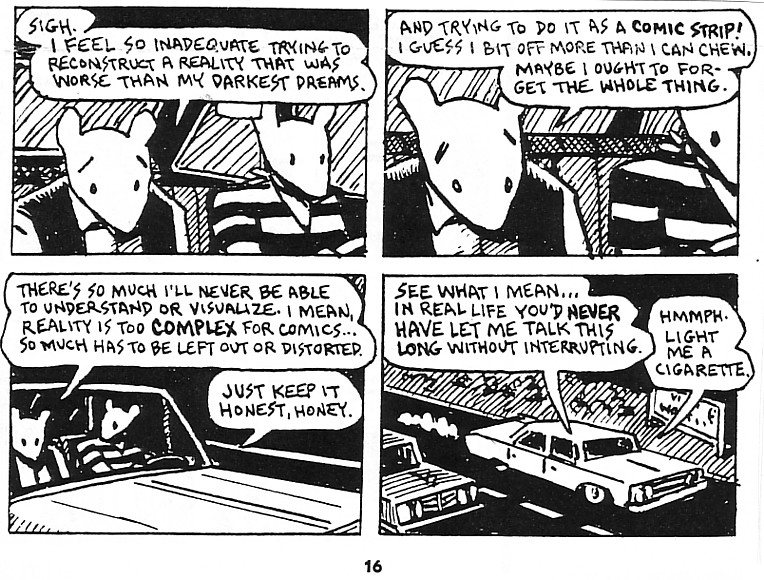 maus history and memory Maus study guide contains a biography of art spiegelman,  these installments were colleted and published as maus i: my father bleeds history in 1987.