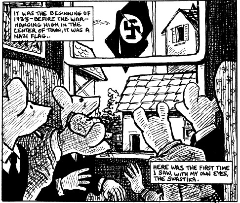 maus history and memory Download citation on researchgate | history and memory in a dialogic of performative memorialization in art spiegelman's maus: a survivor's tale | maus utters speech/text that is necessarily .