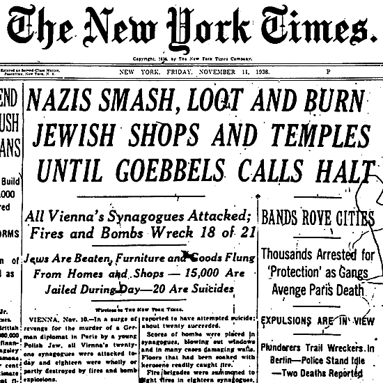 the new york times front page. New York Times front page,
