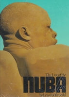 Riefenstahl: Last of Nuba, cover