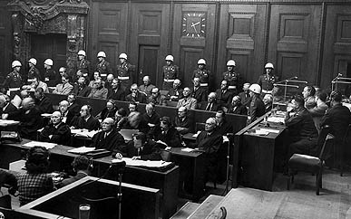 an analysis of the topic of judgement at nuremberg The charter and judgment of tile nurnberg tribunal history and analysis (memorandum submitted by the secretary-general) united nations- general assembly.