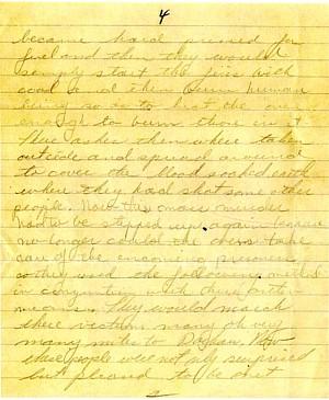 September 1945 letter, page 4