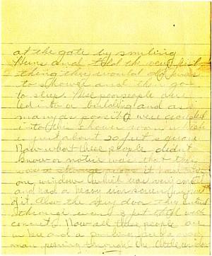 September 1945 letter, page 5