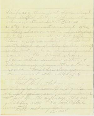 September 1945 letter, page 6