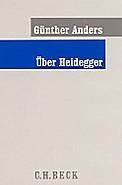 Anders, Ueber Heidegger