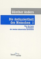 Antiquiertheit, vol. 1, 2002 edition