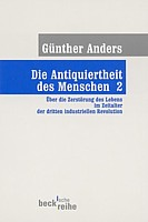 antiquiertheit vol. 2, 2002 ed.