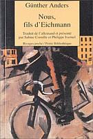 Nous, fils de Eichmann
