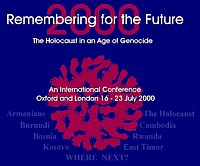 logo of Remembering for the Future conference