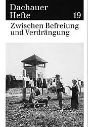 Dachauer Hefte, volume 19, cover