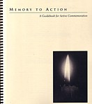 Memory to Action guidebook, 2003 edition